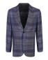 Пиджак из хлопка и шерсти Etro  –  Общий вид