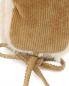 Шапка ушанка из хлопка Stetson  –  Деталь1