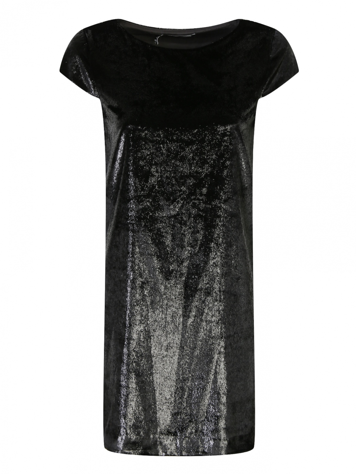 Платье-мини прямого кроя Love Moschino  –  Общий вид