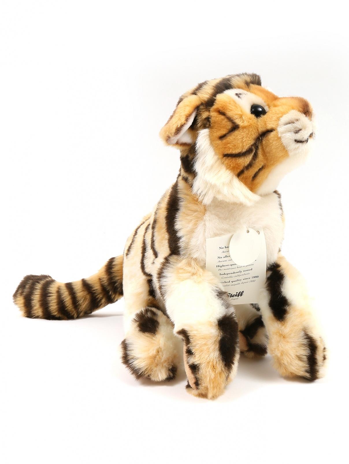 Плюшевый тигренок Steiff  –  Общий вид