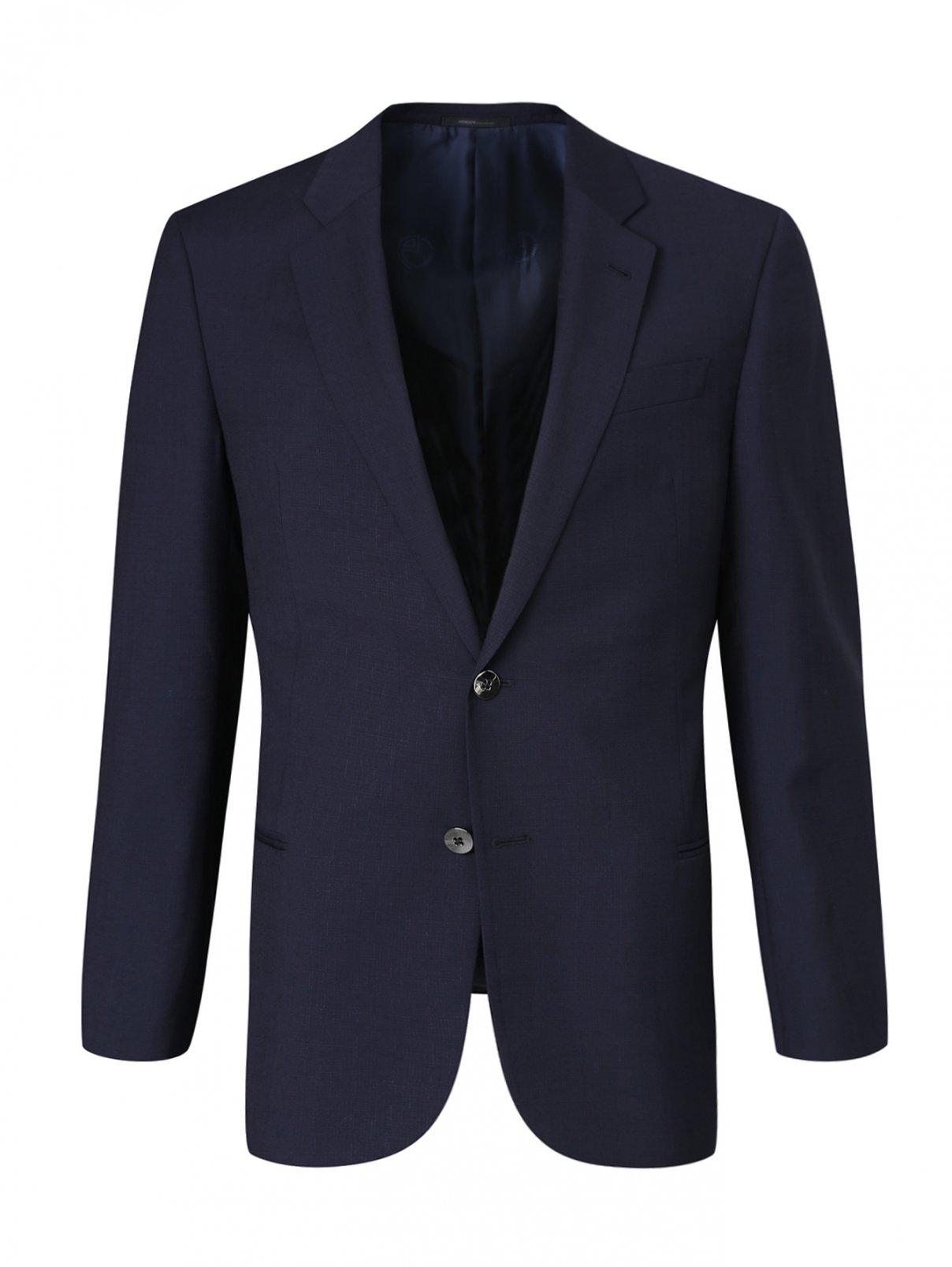 Пиджак из шерсти Armani Collezioni  –  Общий вид