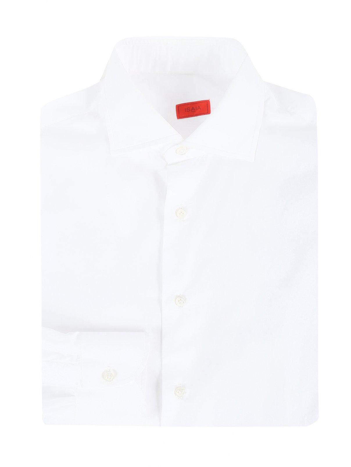 Рубашка из хлопка Isaia  –  Общий вид