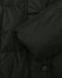 Пуховик на молнии с капюшоном и меховой отделкой Weekend Max Mara  –  Деталь1