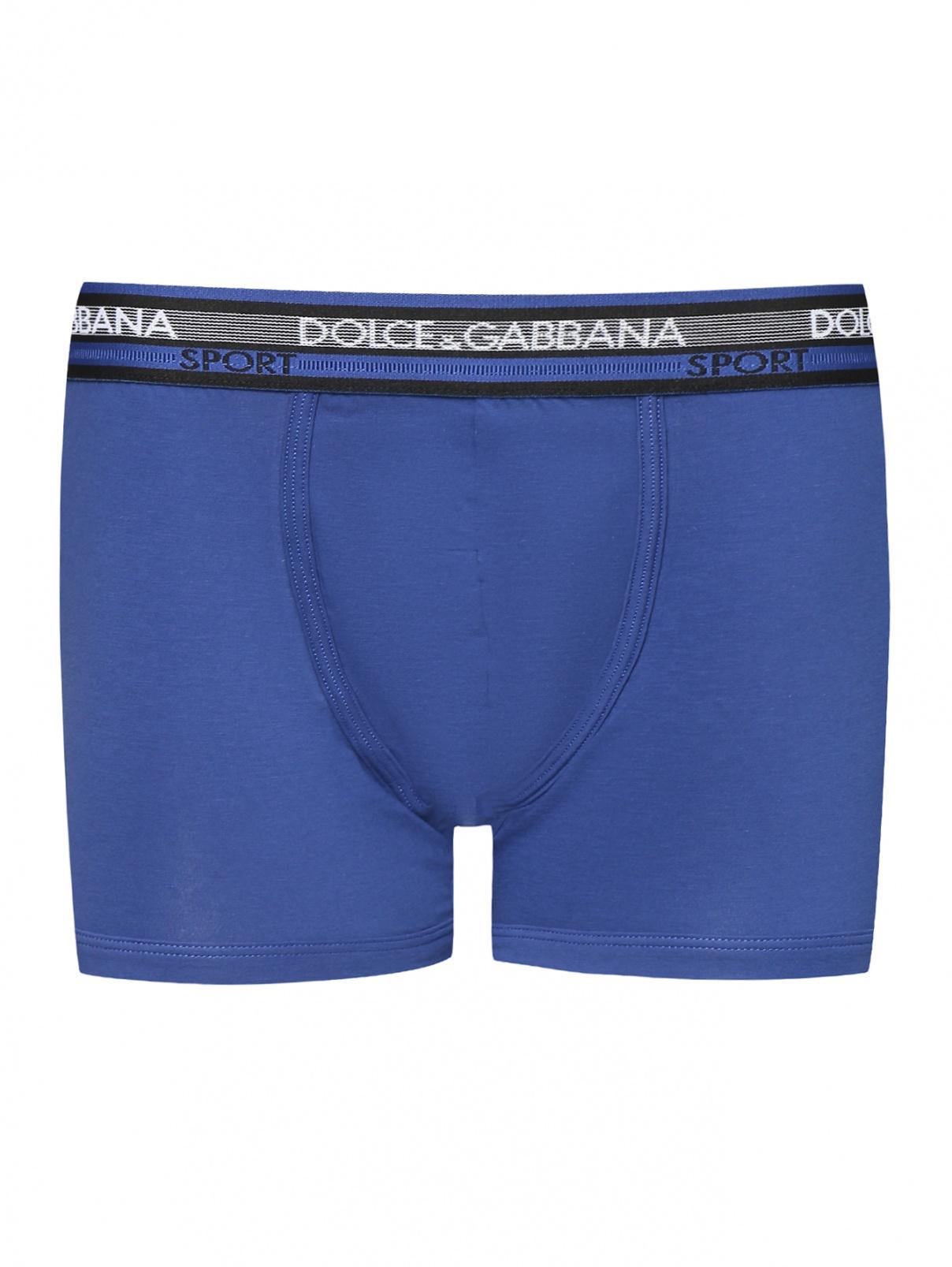 Трусы-боксеры из смешанного хлопка Dolce & Gabbana  –  Общий вид