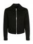 Куртка на молнии с нагрудными карманами NEIL BARRETT  –  Общий вид