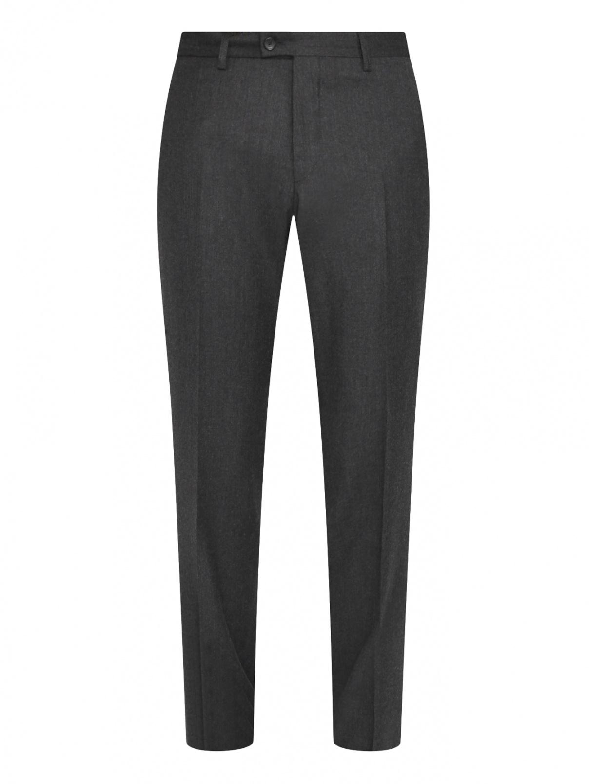 Классические брюки из шерсти Etro  –  Общий вид