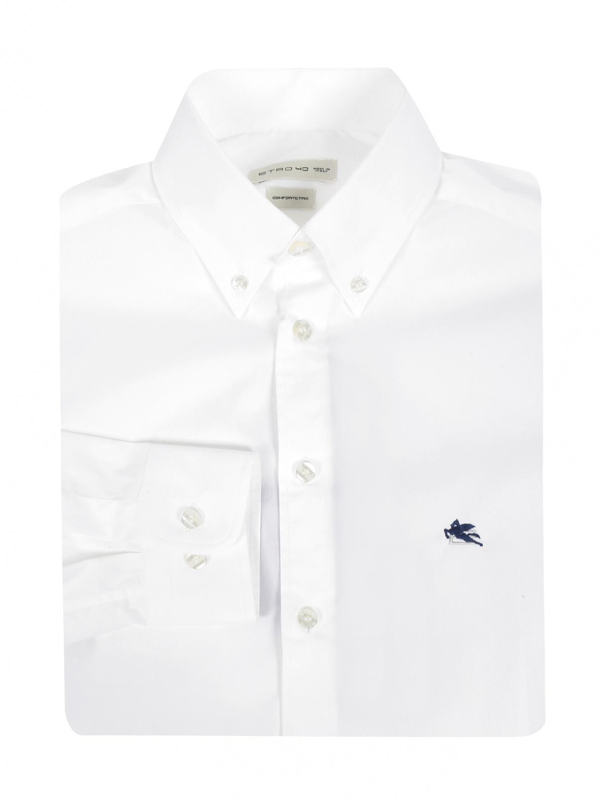 Рубашка из хлопка Etro  –  Общий вид