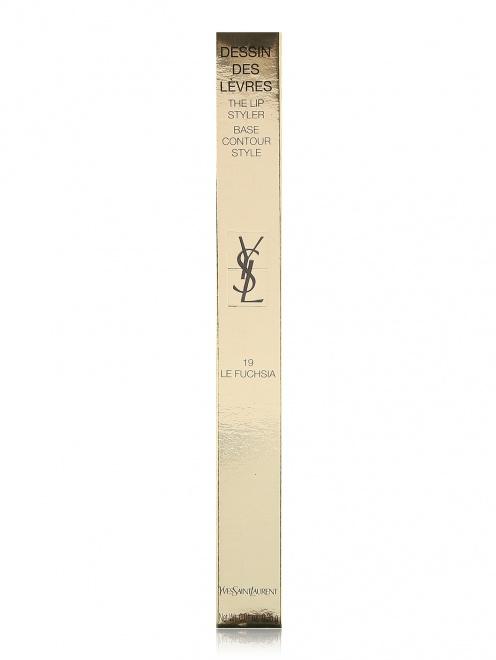 Карандаш для губ 19 Lip Styler YSL - Общий вид