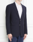 Пиджак из шерсти Armani Collezioni  –  Модель Верх-Низ