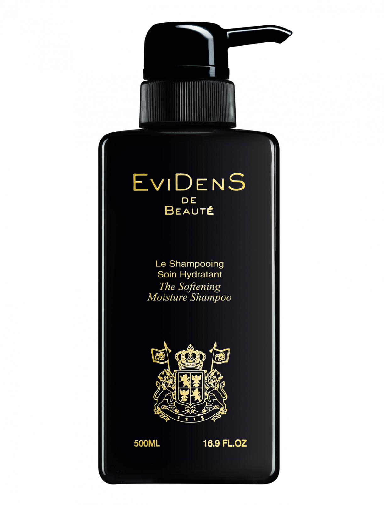 Шампунь The Softening Moisture 500 мл Skin Care EviDenS de Beauté  –  Общий вид