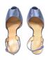 Босоножки из шелка на высоком каблуке La Perla  –  Обтравка4
