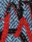 Пальто из шерсти в клетку с вышивкой Ermanno Scervino  –  Деталь
