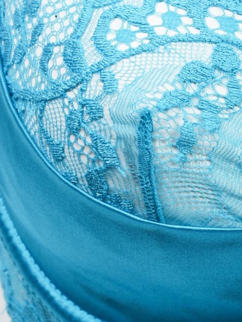 Бюстгальтер из кружева и шелкового атласа La Perla - Деталь1