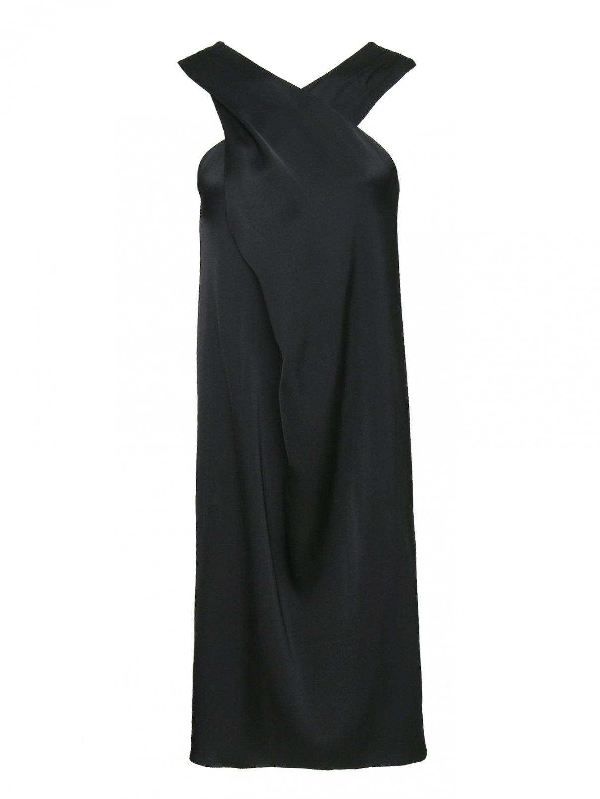 Платье из вискозы без рукавов By Malene Birger  –  Общий вид