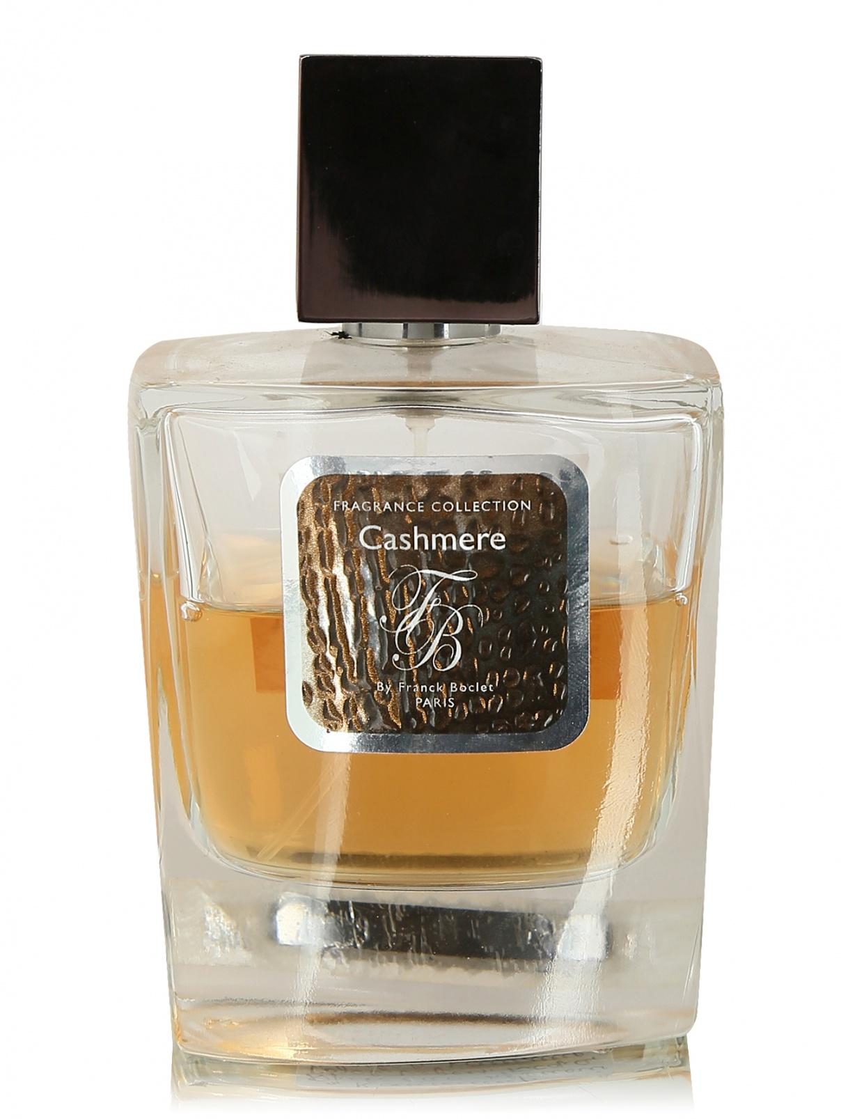 Парфюмерная вода 100 мл Cashmere Franck Boclet  –  Общий вид