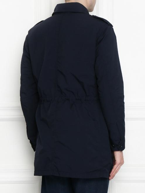 Куртка с накладными карманами - МодельВерхНиз1