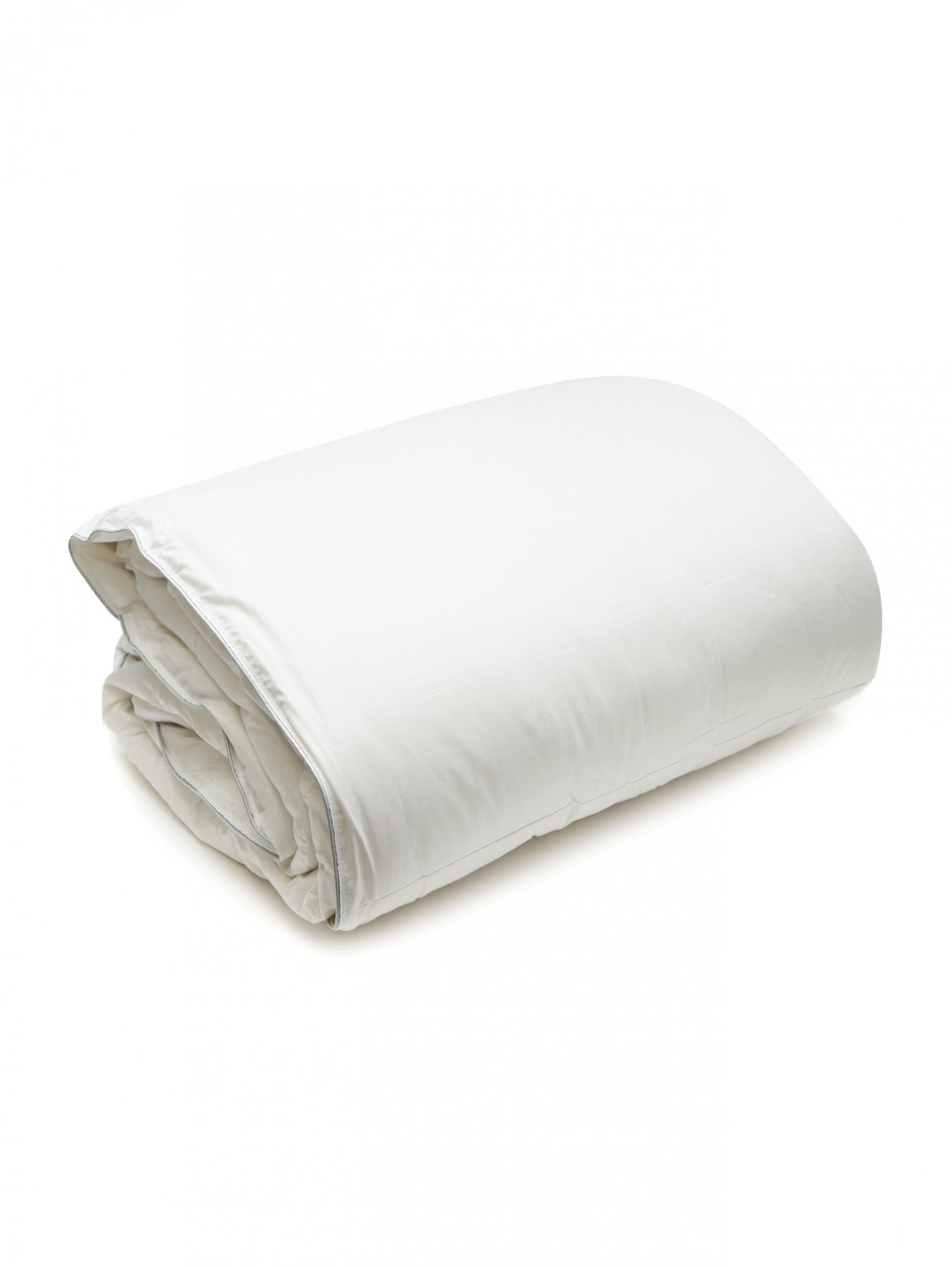 Одеяло пуховое из хлопка с окантовкой Frette  –  Общий вид
