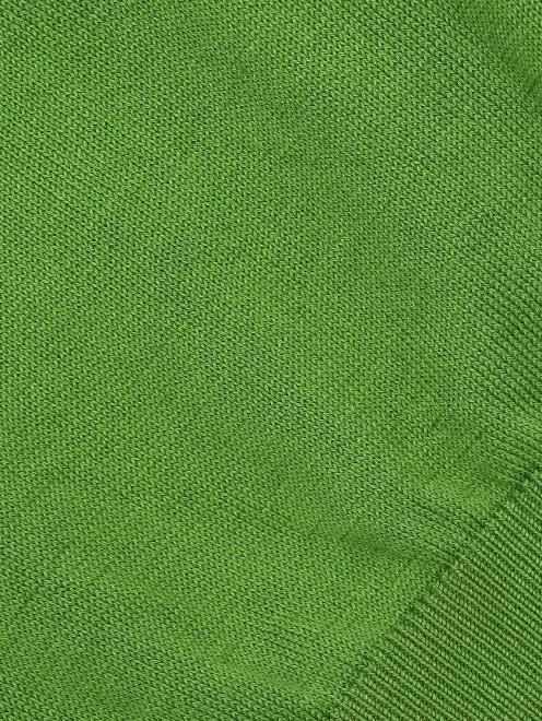 Поло из хлопка Kangra Cashmere - Деталь1
