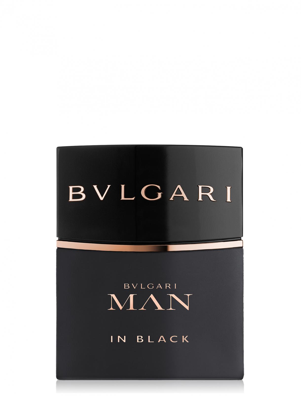 Парфюмерная вода 30 мл Man In Black BVLGARI  –  Общий вид