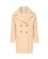 Пальто из шерсти свободного фасона Les Petites...  –  Общий вид