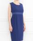 Платье-футляр с дополнительными рукавами Marina Rinaldi  –  МодельВерхНиз