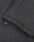 Куртка из шерсти свободного кроя с узором Maison Martin Margiela  –  Деталь1