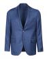 Пиджак однобортный из шерсти LARDINI  –  Общий вид