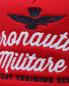Бейсболка из хлопка с вышивкой Aeronautica Militare  –  Деталь