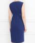 Платье-футляр с дополнительными рукавами Marina Rinaldi  –  МодельВерхНиз1