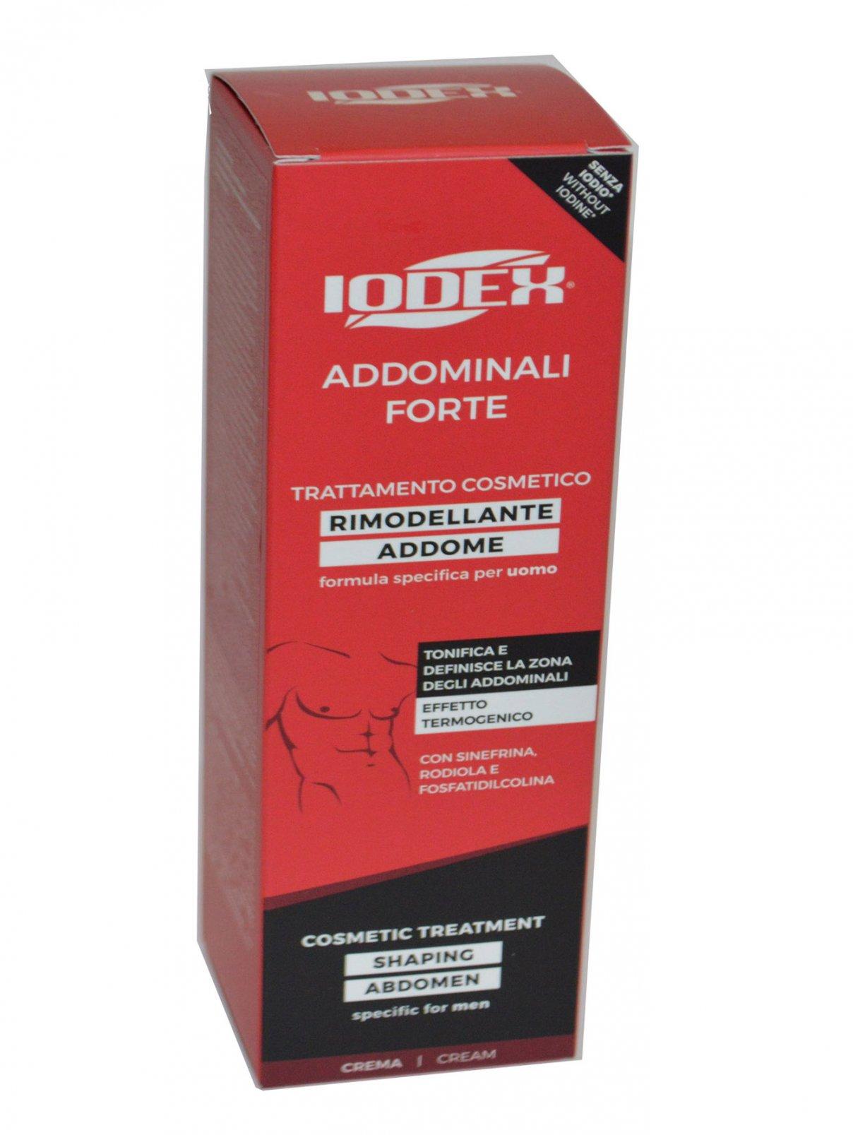 Крем для тела Iodex Addominali Forte 200 мл Natural Project  –  Общий вид