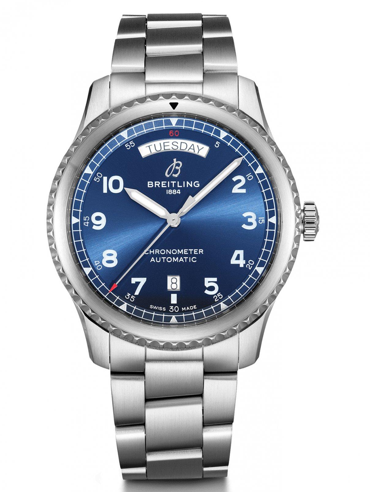Часы A45330101C1A1 Navitimer Breitling  –  Общий вид
