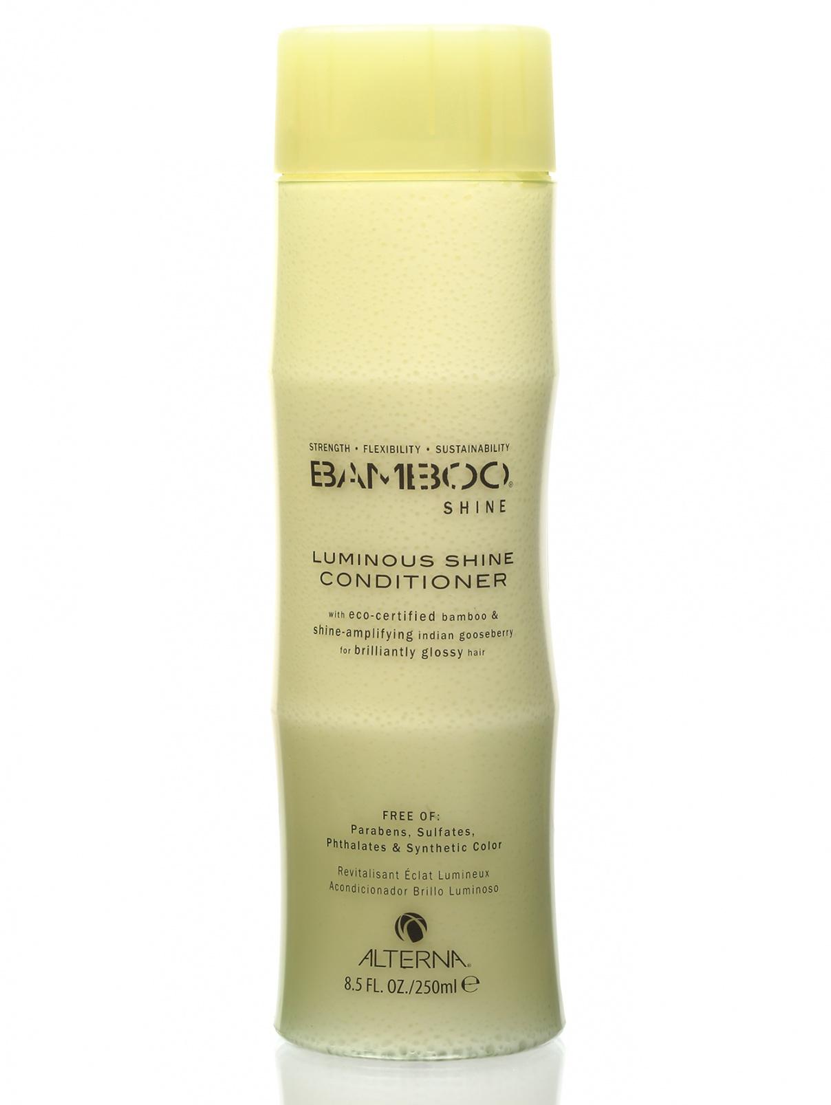 Кондиционер для сияния и блеска волос - Bamboo, Hair Care , 250ml ALTERNA  –  Общий вид