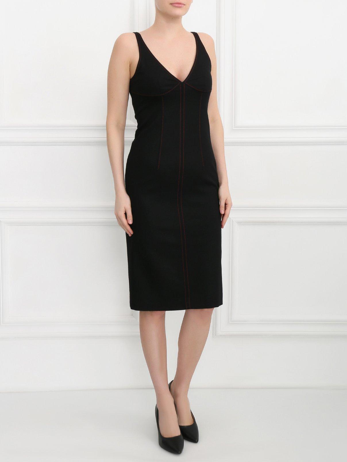 Платье из шерсти Joseph  –  Модель Общий вид
