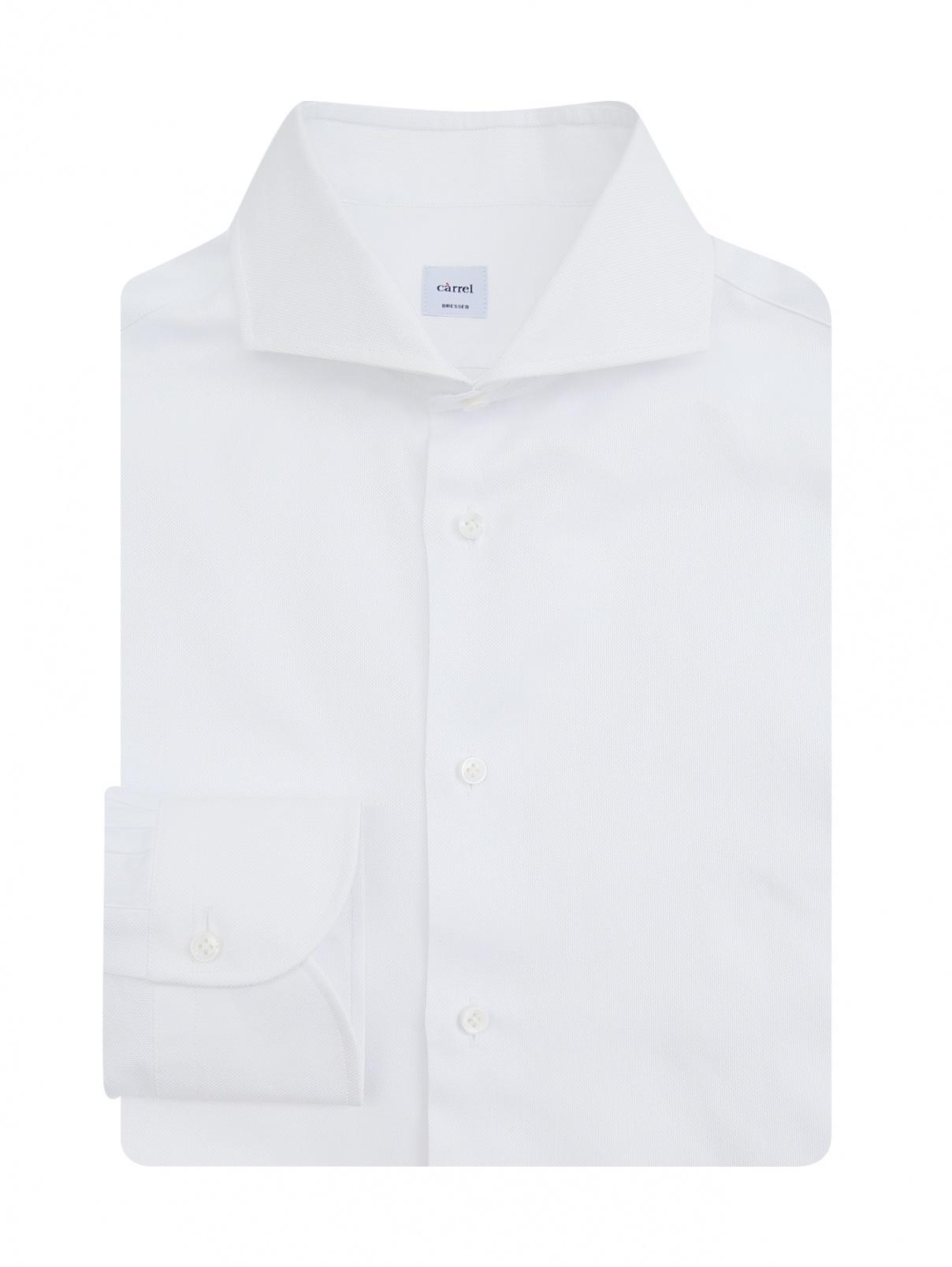 Рубашка из хлопка Carrel  –  Общий вид