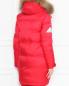 Пуховое пальто на молнии с капюшоном Bosco Sport  –  МодельВерхНиз1
