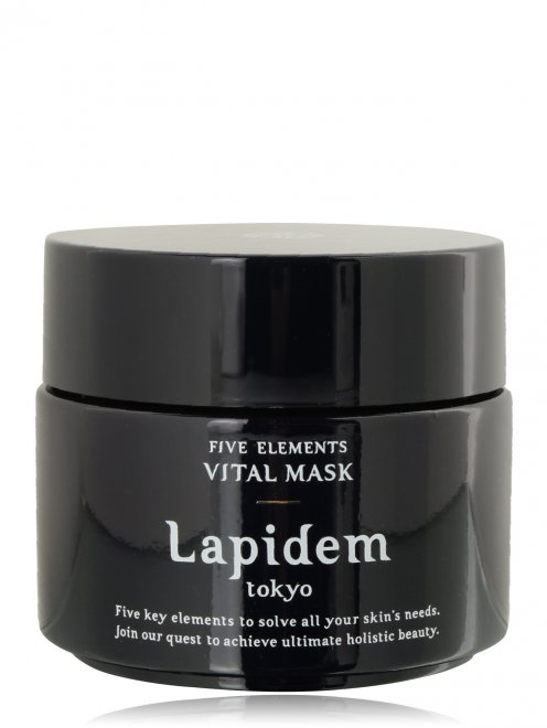 Восстанавливающая крем-маска 50 г Lapidem Relent Cosmetics Relent Cosmetics - Общий вид