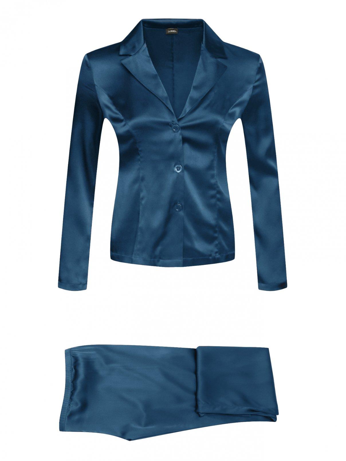 Пижама из шелка La Perla  –  Общий вид