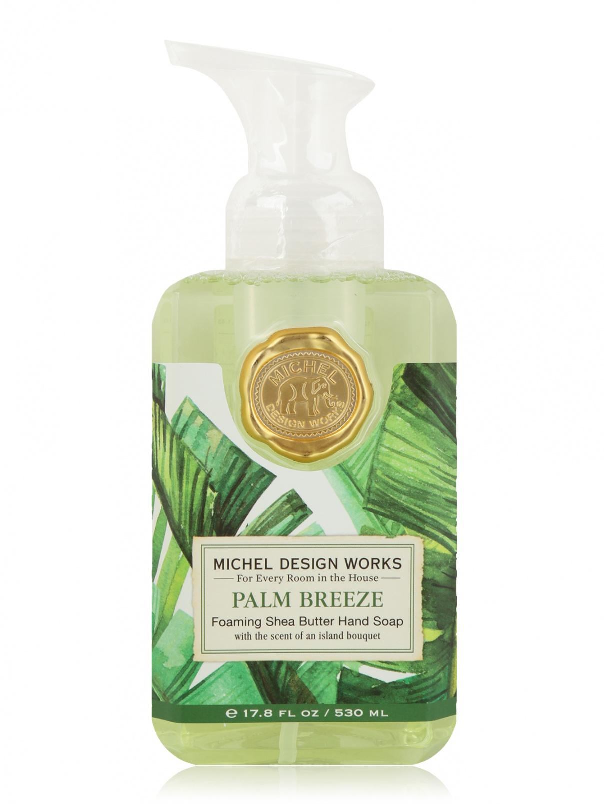Жидкое мыло-пенка Palm Breeze 530 мл MichelDesignWorks  –  Общий вид