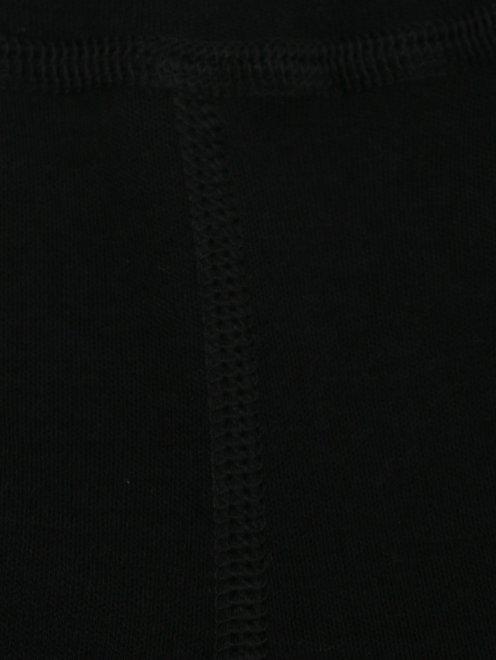 Брюки из шерсти мериноса - Деталь