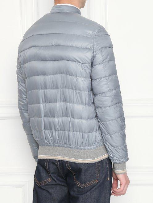 Куртка мужская стеганая - МодельВерхНиз1