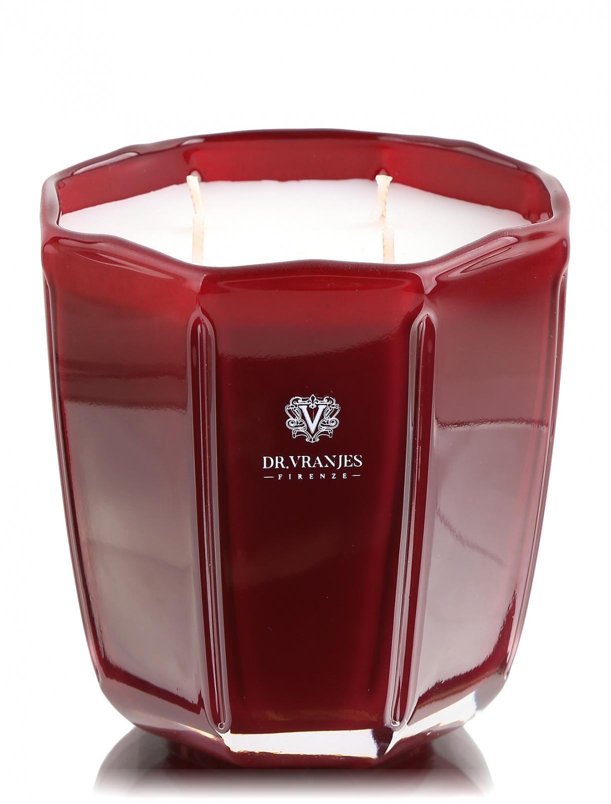 Свеча Melograno Red Tourmaline 500 г Home Fragrance Dr. Vranjes  –  Общий вид