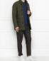 Куртка стеганая Brooks Brothers  –  МодельОбщийВид