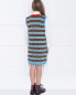 Платье из шерсти с узором Gucci  –  МодельВерхНиз1