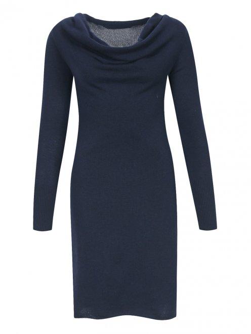 Платье-мини из кашемира - Общий вид
