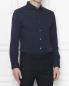 Рубашка из хлопка Brooks Brothers  –  МодельВерхНиз