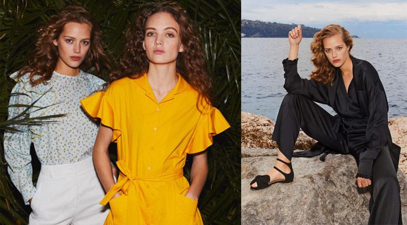 985f20cda5fb Купить модную одежду Tara Jarmon для женщин из коллекции 2019 года -  интернет-магазин Bosco.ru