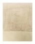 Полотенце из хлопковой махровой ткани с фактурным кантом Frette  –  Обтравка1