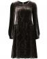 Платье свободного кроя с узором Alberta Ferretti  –  Общий вид
