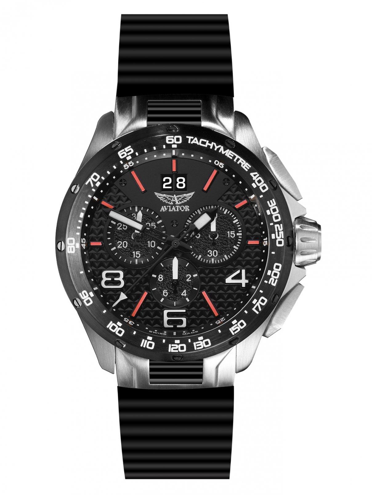 Часы M.2.19.5.132.6 Aviator  –  Общий вид